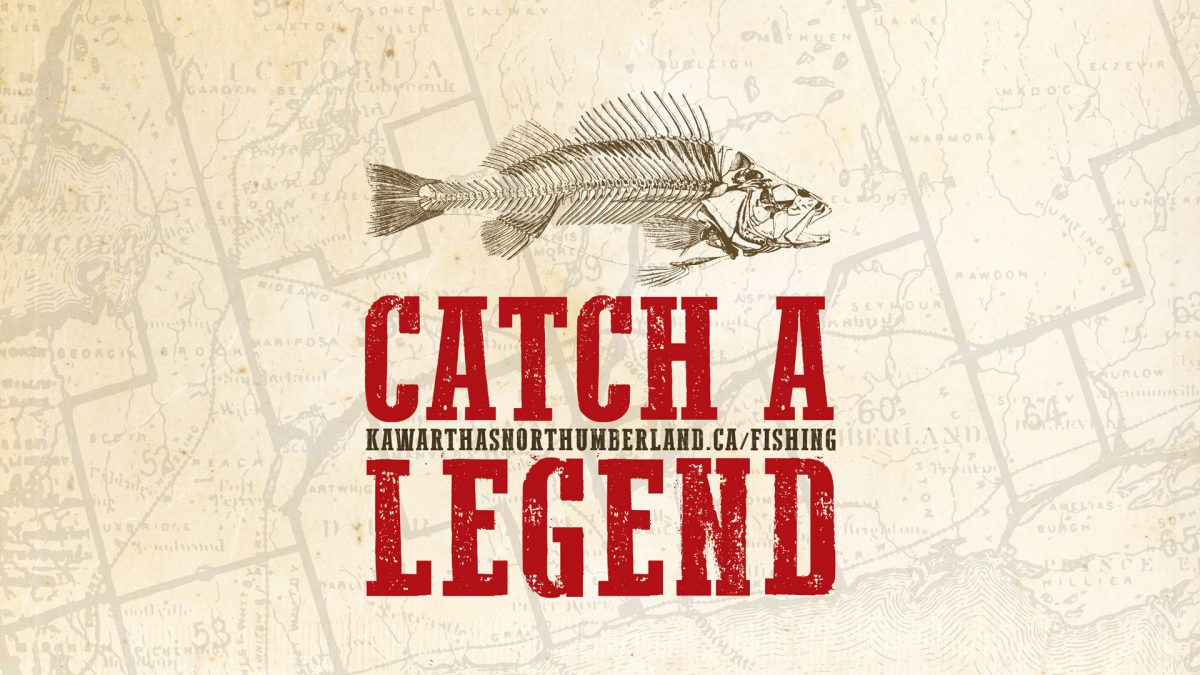 Kawarthas Northumberland - Catch a Legend